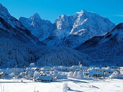 Photo for Peaceful Comfortable Apartment In Centre Of Beautiful Alpine Village - WiFi