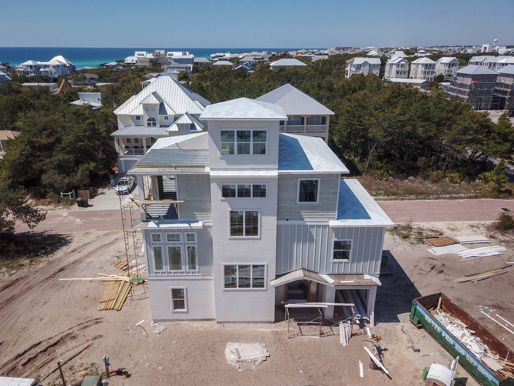 Paradise30A ~ Inlet Beach, neues Luxushaus,... - HomeAway
