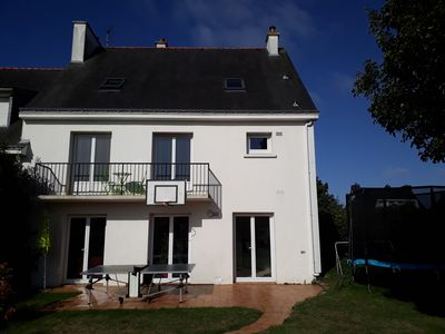 Photo for Family house near the village and on the road to the beaches