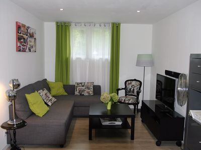 Photo for 40m2 apartment with POOL