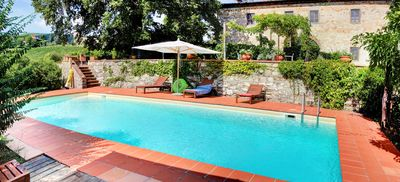 Photo for With Pool In The Chianti Region