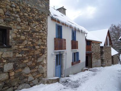 Photo for House in small mountain village near Peyragudes / Superbagnères / Luchon