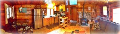 Photo for West End Donner Lake, Lake Side, Dog Friendly, Beach Club!