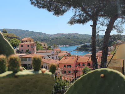 Photo for LAST MINUTE: Nice apartment in Porto Azzurro, a few steps from the sea