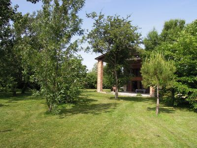 Photo for lauragaise farm 440m2 on 7300m2 of land 10 minutes from Lake St. Ferreol