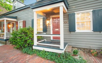 Photo for Stay with Lucky Savannah: Historic Cottage with Private Courtyard and Parking