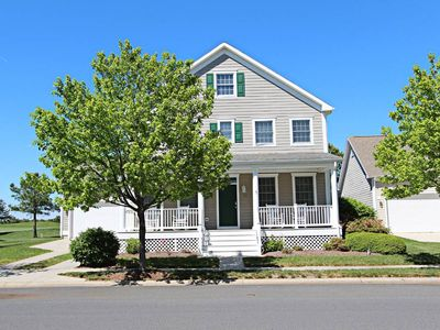 Photo for 169OG: DOG FRIENDLY! 5BR Bear Trap Home  W/ Golf Views & 2 Masters on 1st  Fl