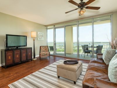 Photo for NEW LISTING! Bayview resort getaway w/shared pool, hot tub & outdoor firepit