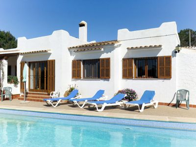 Photo for Vacation home Lucas (CPI155) in Cala Pí - 6 persons, 3 bedrooms