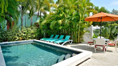 Photo for Upscale Cottage with Private Pool, Located on Upper Duval Street