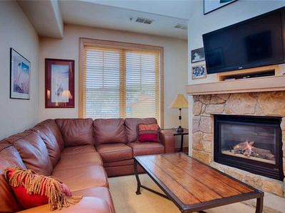 Photo for Steps to Main St Breckenridge, Mountain and Ski Lifts. Private Hot Tub w/ a View!