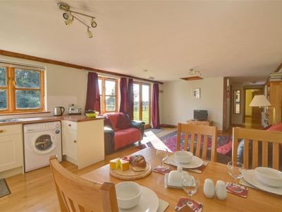 Photo for Vacation home Lower Chessenden Stables in Rolvenden - 4 persons, 2 bedrooms