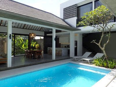 Photo for Hujan 2, 3 Bedroom Villa, Seminyak