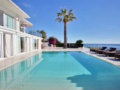 Photo for Stunning luxury villa - La Cala de Mijas