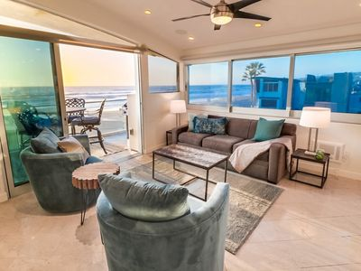 Luxury Home with Amazing Ocean Views! Perfect Mission Beach Location