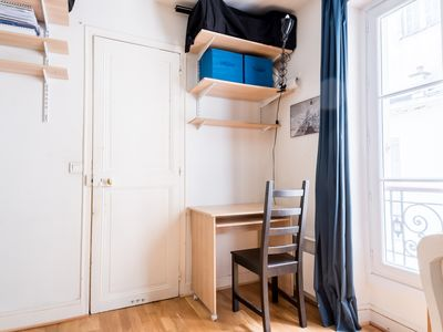 Photo for Charming flat in Paris, ideal for tourism or business trip
