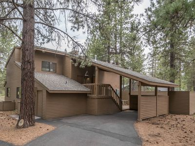 Photo for Sequoia #1- 3 Suites, 12 SHARC Passes, Private Hot Tub, Great Location w/A/C!