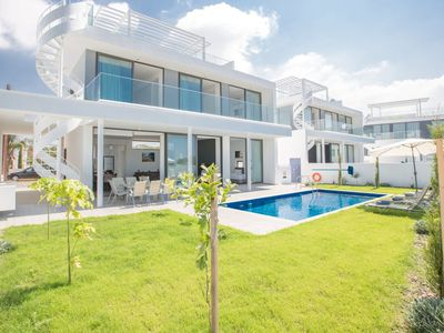 Photo for These Stunning and new four-bedroom villas located in a quiet area of Ayia Napa are the perfect choi