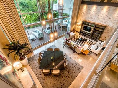 """Photo for INDULGENCE in this Grand LUXXE The Residence MASSIVE 3BR """"LOFT"""" - NUEVO VALLARTA"""
