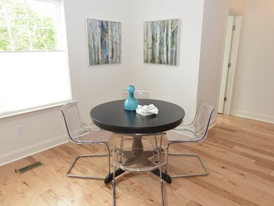 Photo for Brand New New Townhouse East of RT 1 - Bike Friendly