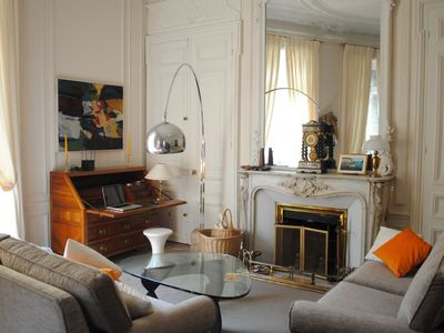 Photo for High standards, 170m2-1840 sq ft, 3 bedrooms,  Arc de Triomphe / Champs Elysées