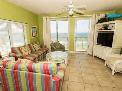 Photo for Bright 1,514 sq. ft. Unit With Ocean Front Views and Large Balcony