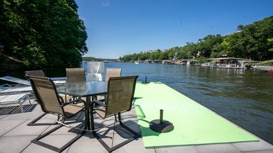 Photo for Outstanding Waterfront House w/Dock-Sleeps 17