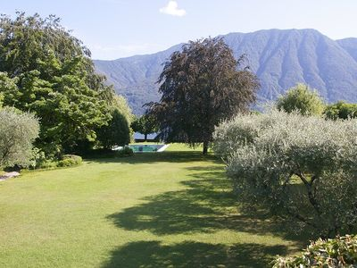 Photo for Italian Lake villa rentals, large villa for short term stay Lake Como, Villa rental Lake Como Italy