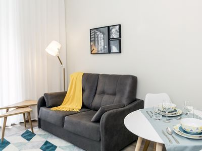 Photo for Fuencarral III - Apartment for 3 people in Madrid