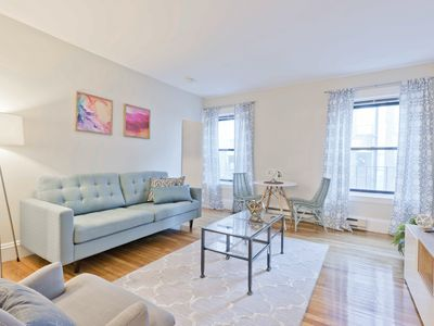 Photo for Sleek 1BR in Back Bay by Sonder
