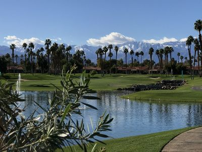Photo for Desert Fun and Sun - South Facing - Two 18 Hole Golf Courses - Tennis