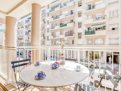 Photo for Apartment Le Plazza in Nice - 4 persons, 1 bedrooms