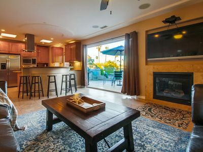 Devon Delight by 710 Vacation Rentals | Expansive 3rd Level Bay View Deck, 2-car parking!