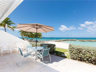 Sunset Cove Oceanfront #132: 3 BR / 2 BA condo in Grand Cayman SC132, Sleeps 7