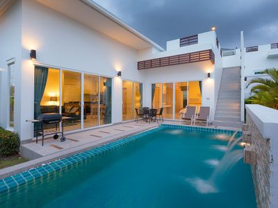Photo for State of the Art Pool Villa (P52)