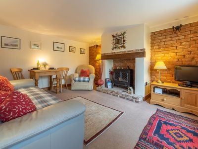 Photo for A beautifully presented cottage located in a quiet position in Docking.