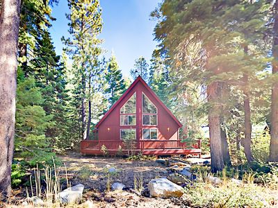 Photo for New Listing - 4BR Home at Foot of the Rubicon Trail, 1 Mile from Lake Tahoe