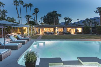 5 Bedroom House with Pool/Spa - Classic & Quiet - You Will Love It !!! -  Palm Springs