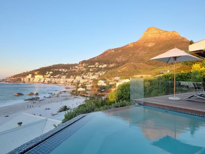 Photo for Private Bungalow - The Ridge Road, 4th Beach Clifton, Cape Town