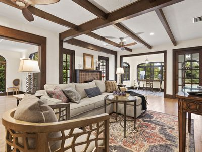 Photo for Charming, Historic Spanish Mission Cottage in heart of Winter Park