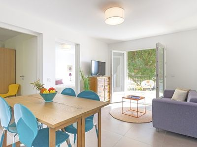 Photo for Apartment T3 with sea view terrace / parking / sleeps 4