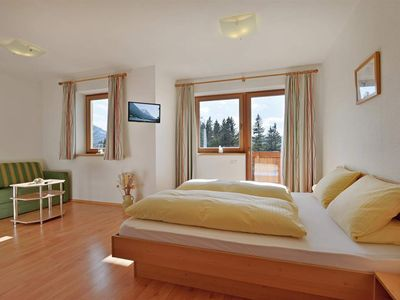 Photo for Quadruple Room 12, shower / WC, 1 to 2 nights FR - Berggasthof Bärnstatt