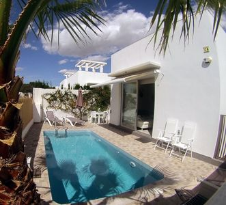 Photo for MODERN VILLA WITH SWIMMING POOL CLOSE TO BEACHES AND GOLFS / FREE WI-FI / TV SAT