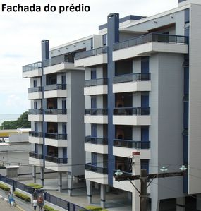 Photo for APTO HIGH STANDARD PRAIA GRANDE -3 dorms / 8 people / 2 garages / barbecue / WIFI