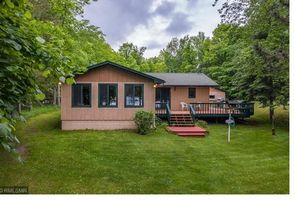 Photo for 3BR Cabin Vacation Rental in Outing, Minnesota