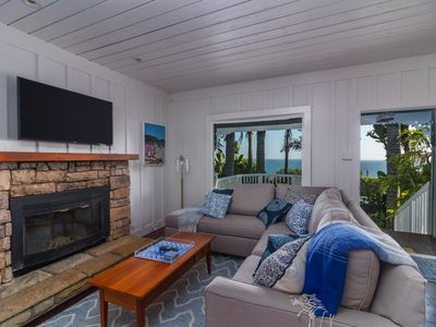 Photo for Lillie by the Sea Ocean View Superb 2 BR Beach Home/ Summerland