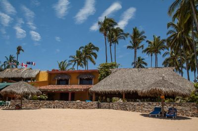 Only house on the sand in beautiful Chacala. Enjoy the private beach area.