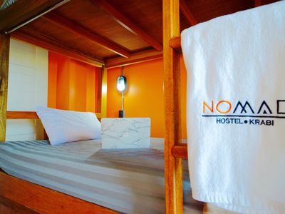 Photo for NOMAD Hostel Krabi- Brand-new and clean