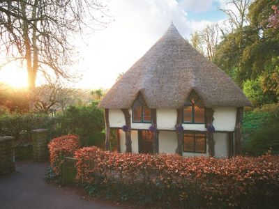 Photo for A unique thatched, cob cottage the site of which dates back to the early 17th century.