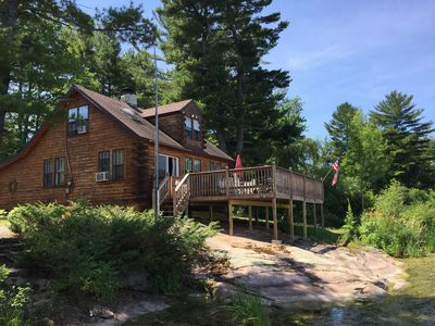 Photo for 3BR Cabin Vacation Rental in Hammond, New York